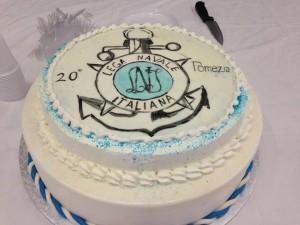 torta del ventennale