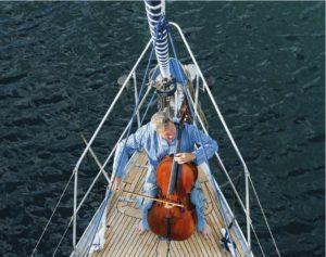 Roberto, lo Stradivari e Denecia