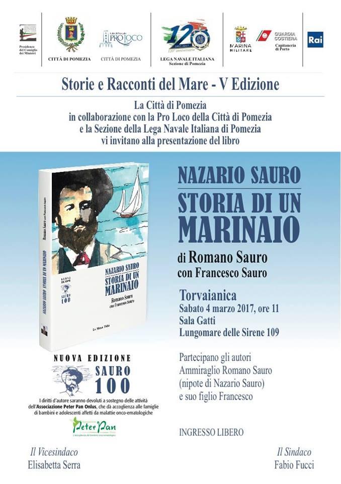 Nazario Sauro Storia di un Marinaio