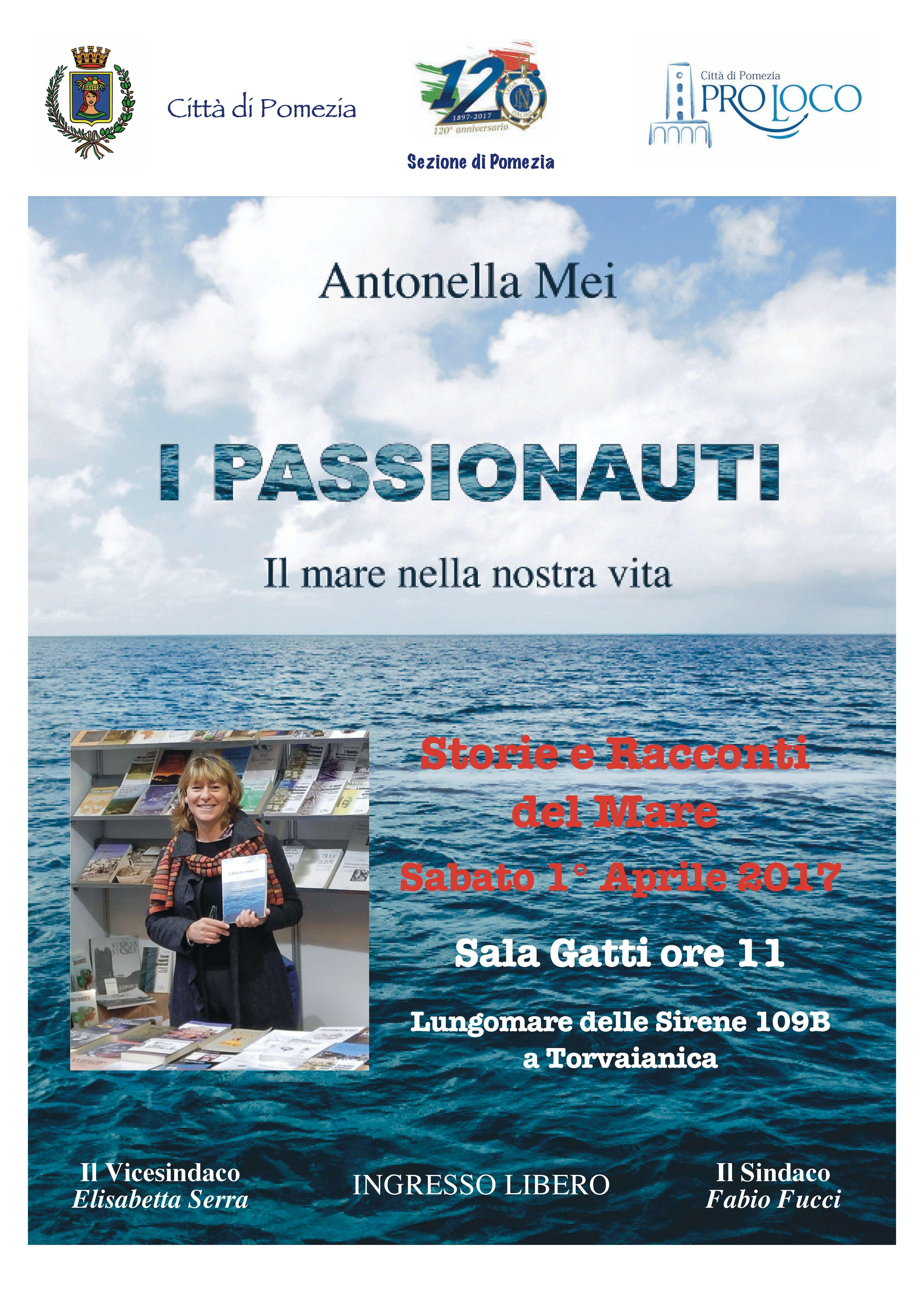 I Passionauti Antonella Mei